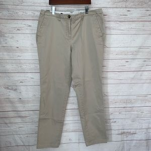 Boden Chinotopia Skinny Chinos Size 10 US